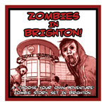 Zombies In Brighton - Cover